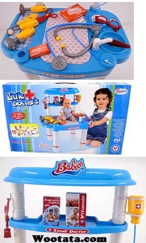 mainan anak dokter-dokteran little doctors superior nurse 008-03
