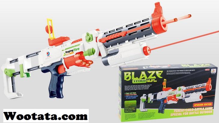 toko pistol mainan blaze storm 7024