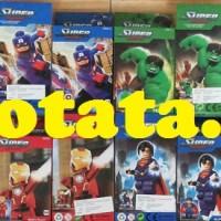 Mainan Building Block Super Heroes Terbaru