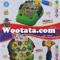 Mainan Pukul Tikus Terbaru Untuk Melatih Otak Anak