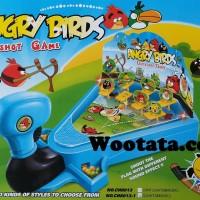 Jual Mainan Angry Birds Quickshot Game Terpopuler