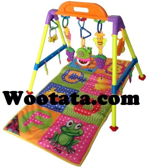 jual baby activity play gym termurah mainan anak bayi 6 bulan