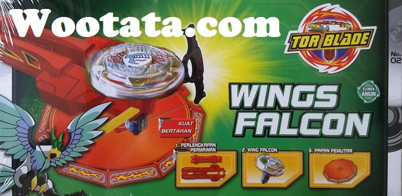 mainan gasing petarung tor blade lengkap