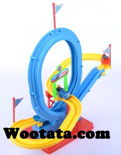 toko mainan thomas and friends roller coaster di bandung