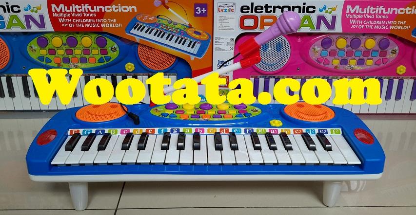 harga mainan piano anak2 electronic organ