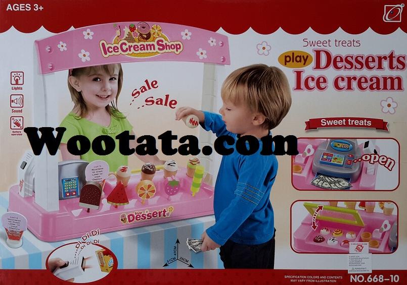 mainan anak ice cream store terbaik desserts ice cream