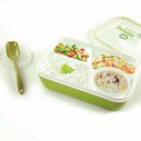 Kotak Bekal Makanan dan Tempat Sup Yooyee 4 Sekat Bento